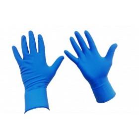 Перчатки латексные  неопудренные,  особопрочные  1 пара  Размеры L