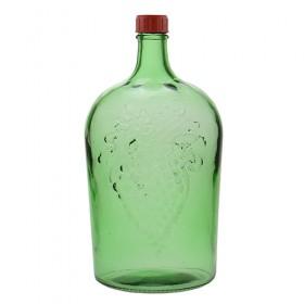 Бутыль 5 л, стекло