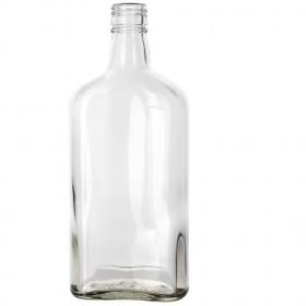 Бутылка «Фляжка» винтовая 0,5 л. 1 шт