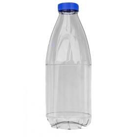 Бутылка ПЭТ 1 л с широким горлом