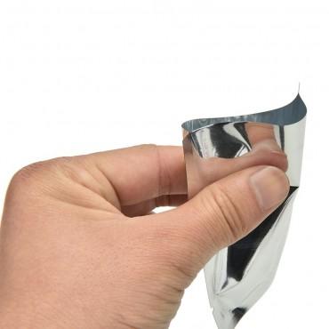 Пакеты вакуумные металлизированные 7х10 см для фасовки дрожжей и хмеля 10 штук