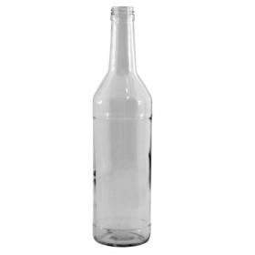 Бутылка «Бесцветная-В» 0,5 л. коробка 20 шт