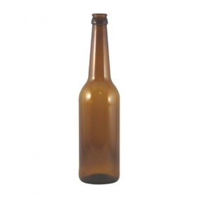 Бутылка пивная  0,5 л. кейс 20 шт