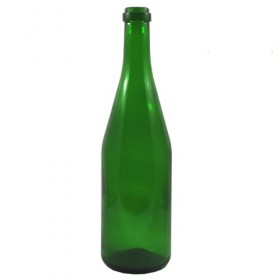 Бутылка шампанская 0,75 л. кейс 12 шт Производитель: Россия
