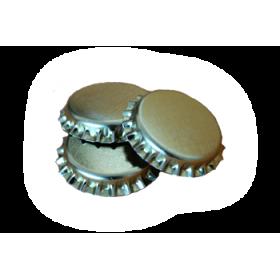 Кроненпробка 26/6 мм серебро 50 шт. Россия