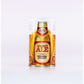 "Солодовый экстракт Beervingem ""Amber ale"" (Янтарный эль), 1,5 кг"