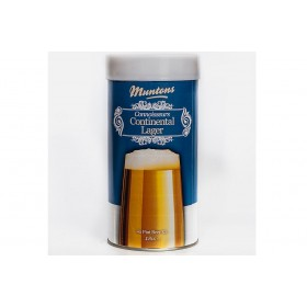 MUNTONS CONTININTAL LAGER (Континентальный Лагер) 1,8 КГ  на 23 л пива