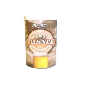 Пивной набор Muntons Premium Pilsner (Премиум Пилснер) 1,5 кг