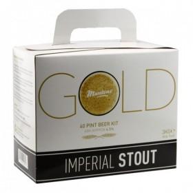 Muntons Imperial Stout(Имперский Стаут), 3 кг. 2 банки, на  23 л пива.