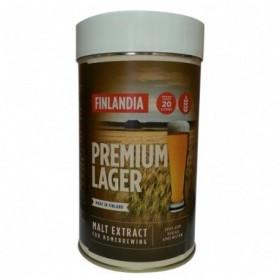 Пивной набор Finlandia Премиум Лагер (Premium Lager 1,5 кг)