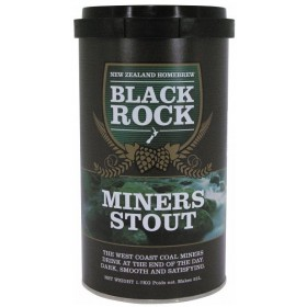 Пивной набор  Black Rock Stout (Шахтерский Стаут) 1,7 кг