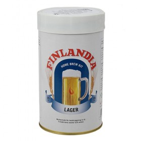 Пивной набор Finlandia Lager (Лагер) 1.5 кг