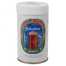 Пивной набор Finlandia Talviolut (Зимнее) 1.5 кг