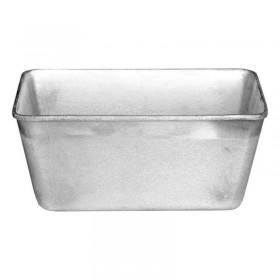 Форма для хлеба из алюминия Л10 (215*105*105)