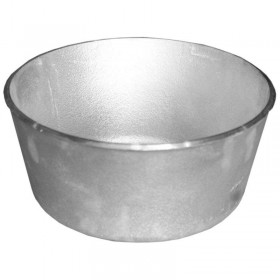 Форма для хлеба из алюминия Л17 (205*165*95)