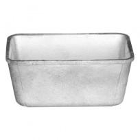 Форма для хлеба из алюминия Л7 (220*110*115)